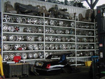 Scrap Car Parts for Sale & Salvage Junkyard in NJ  All American Auto Salvage