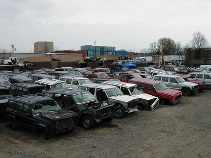 Junkyard Cars For Sale In New Jersey