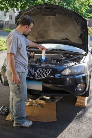 Checking Your Oil