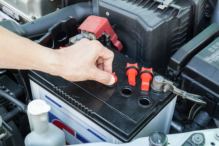 Check Your Car Battery